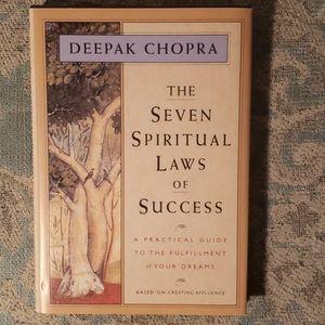 Deepak Chopra hardback